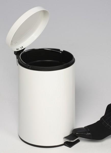 Tret-Abfallsammler mit Fußpedal, 3 L