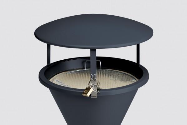 Dach für Standascher
