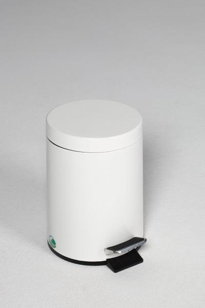 Tret-Abfallsammler mit Fußpedal, 12 L
