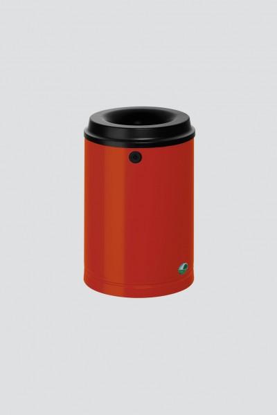 Papierkorb 15 Liter mit Wandhalterung