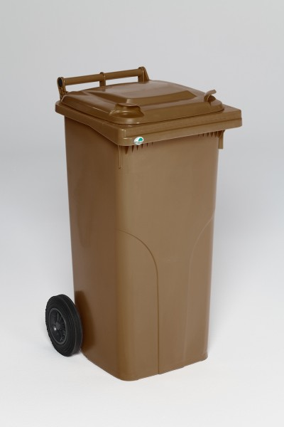 Kunststoff-Mülltonne 120 L