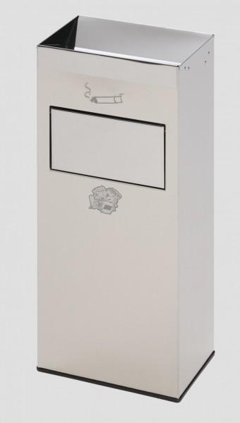 Abfalls./Ascher H 77, Edelstahl
